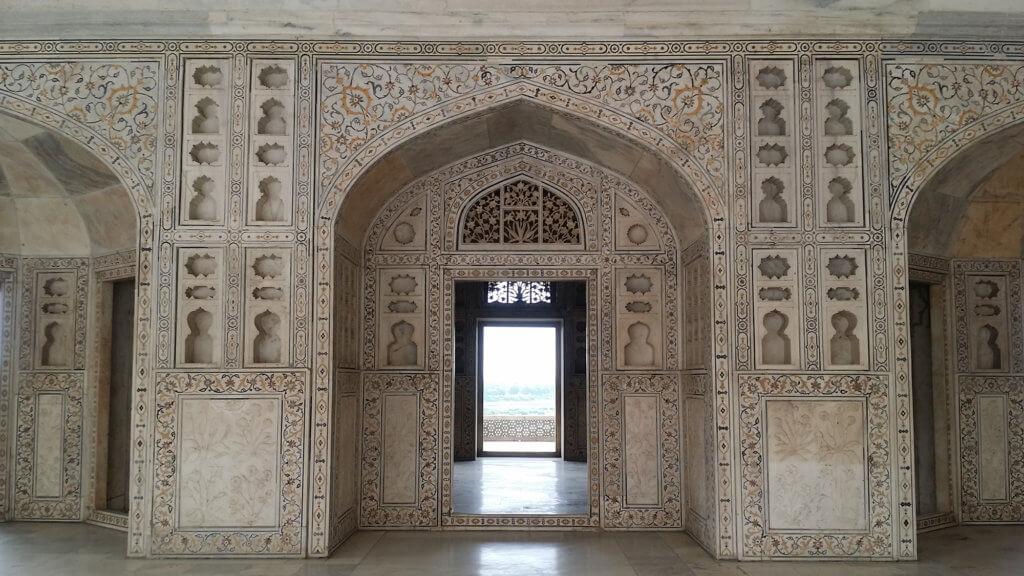 アグラ城のムサンマン・ブルジュ