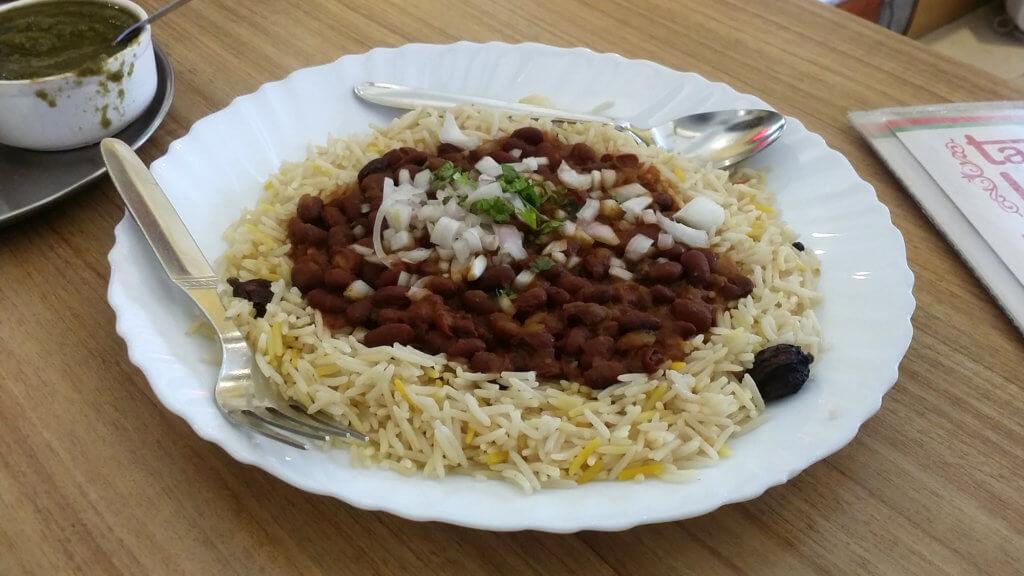 Taste Kingで食べた米のお料理